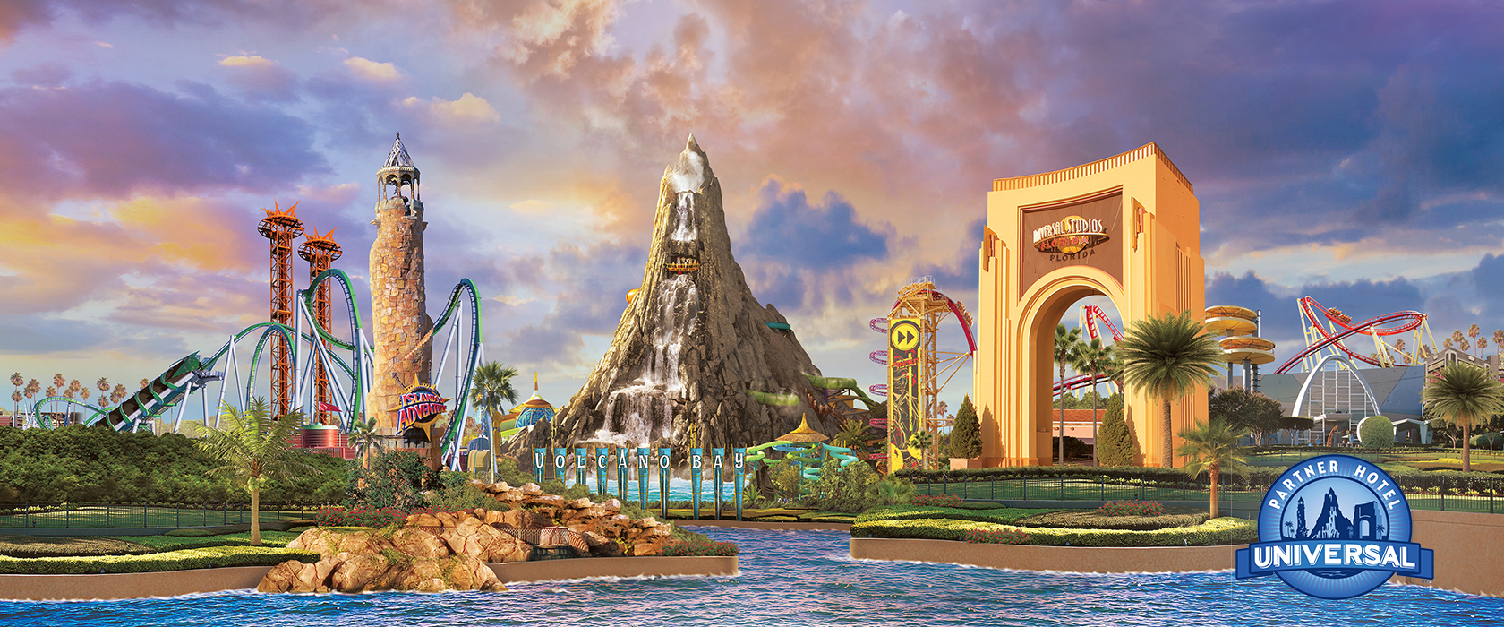 Universal Orlando Vacation Package