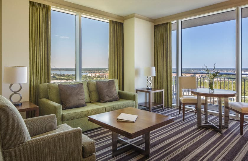 Hyatt Regency Orlando S Rooms Amp Suites