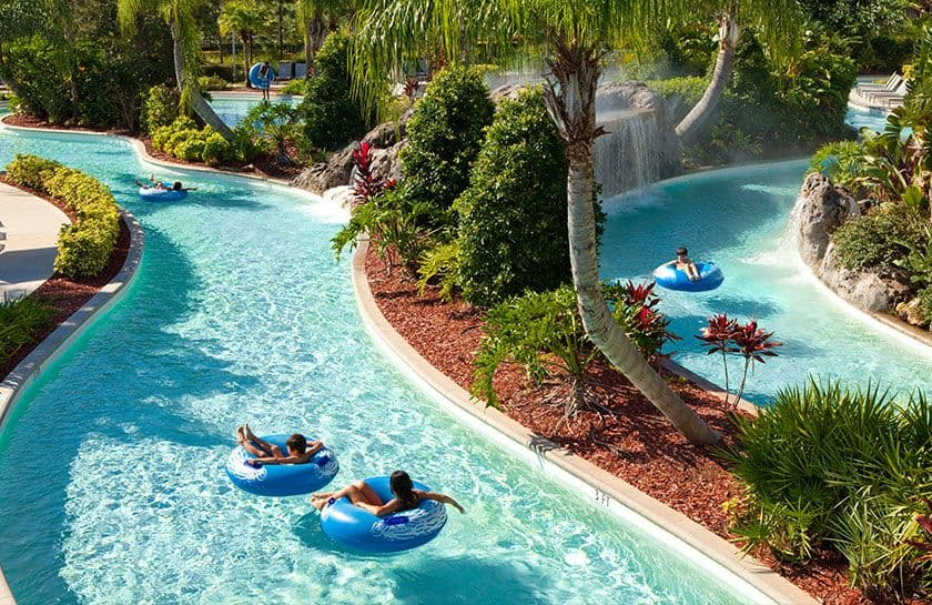 Pools & Lazy River