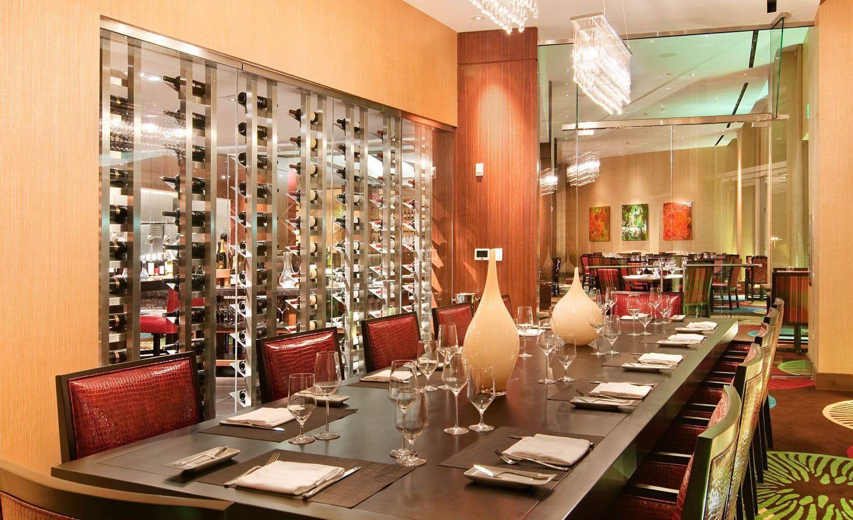 Hilton orlando videos and pictures gallery for Best private dining rooms orlando
