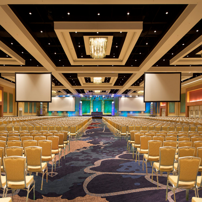 Orlando Ballroom featuring 50,000 sq ft