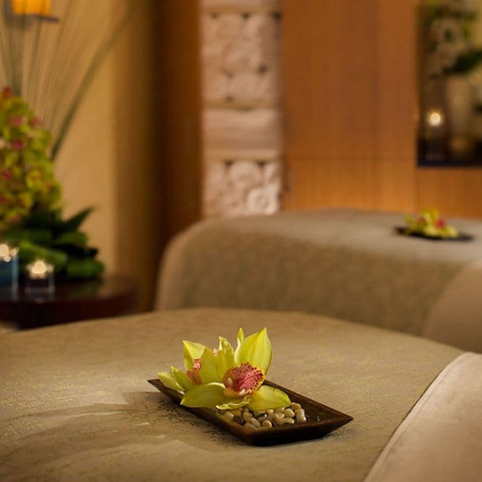 The Spa at the Hilton Orlando provides an environment that enables you to rest, rejuvenate and restore